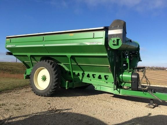 2009 Brent 1194 Grain Cart For Sale