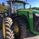 Tractor For Sale:  2014 John Deere 8370R , 370 HP