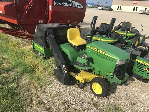1997 John Deere 345 Riding Mower For Sale