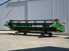 Header-Auger/Flex For Sale 2002 John Deere 925F
