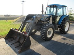 Tractor For Sale:  1998 New Holland 8160