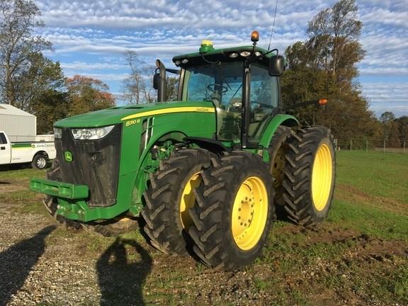 2011 John Deere 8310R Tractor For Sale