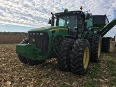 Tractor For Sale 2010 John Deere 8295R , 295 HP