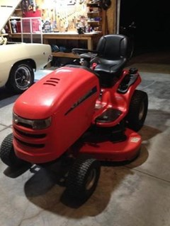 Riding Mower For Sale 2007 Simplicity REGENT 24 , 24 HP
