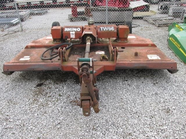 2002 Rhino TW96 Rotary Cutter For Sale
