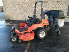 Riding Mower For Sale:  2006 Kubota ZD25F-60P