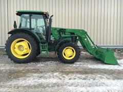Tractor For Sale:  2015 John Deere 6115D , 115 HP