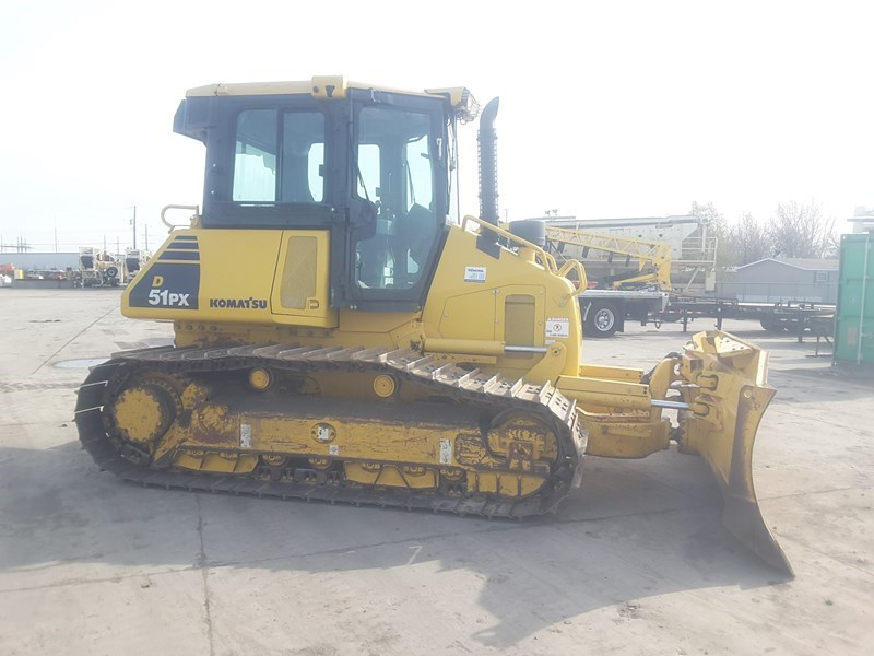 2009 Komatsu D51PX-22 Crawler Tractor For Sale