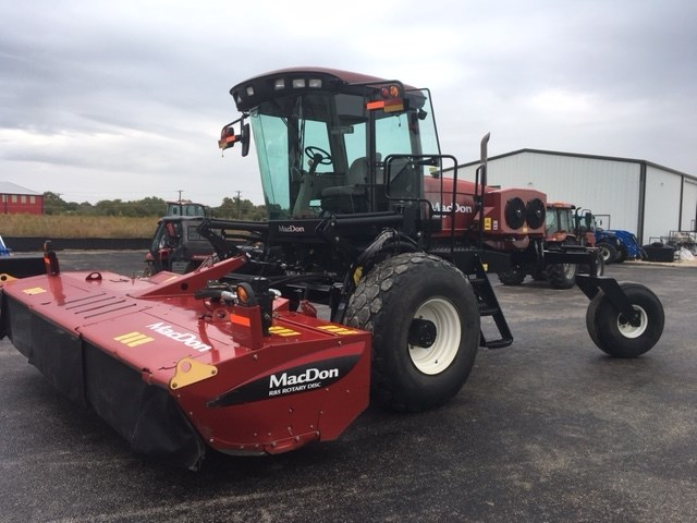 2013 MacDon 205 Windrower-Self Propelled For Sale