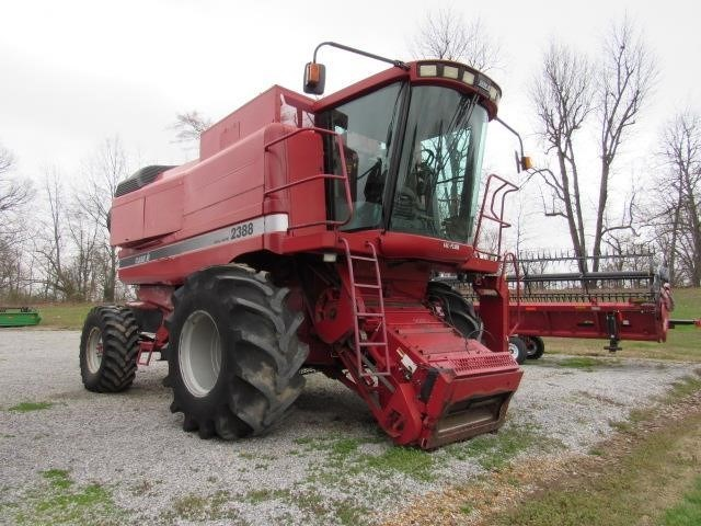 1997 Case IH 2388 Combine For Sale