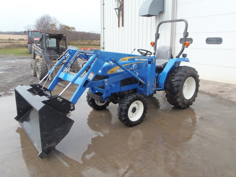 2012 New Holland T1510 Tractor For Sale
