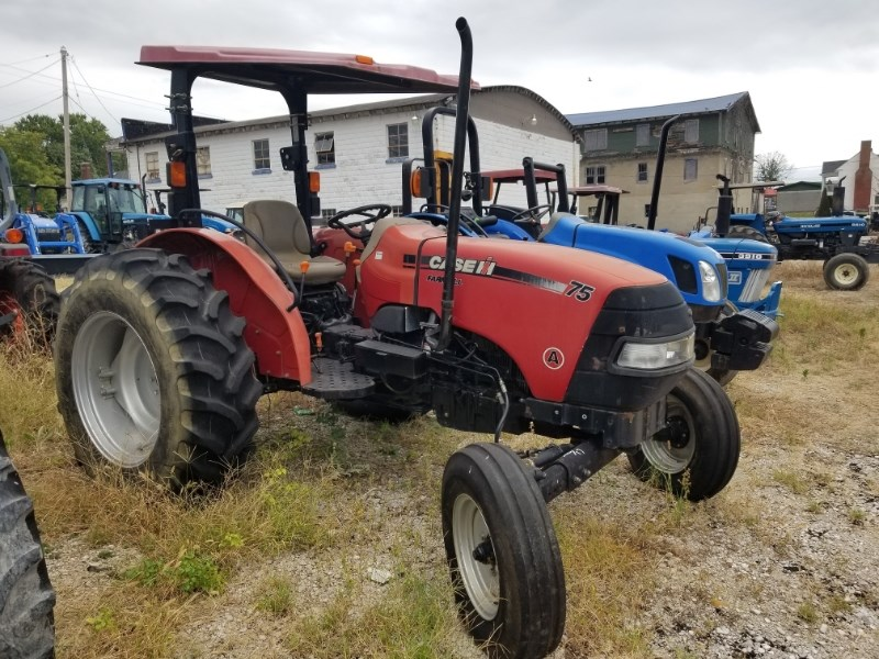 2011 Case IH FARMALL 75A Tractor For Sale