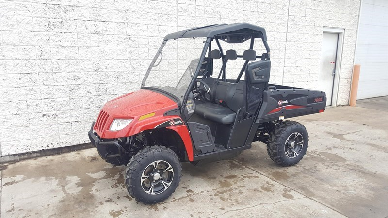 2016 Exmark 700S Utility Vehicle For Sale