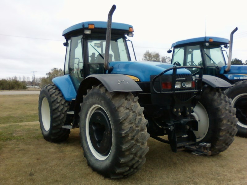 2012 New Holland TV6070 Tractor For Sale