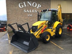 Loader Backhoe For Sale:  2016 New Holland B95C , 96 HP