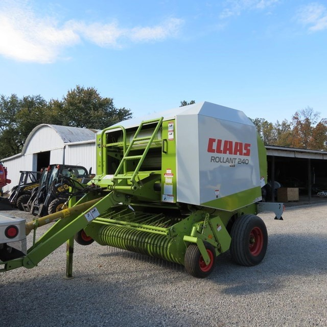 2005 Claas 240 Baler-Round For Sale