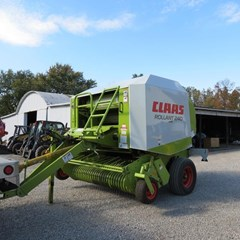 Baler-Round For Sale 2005 Claas 240