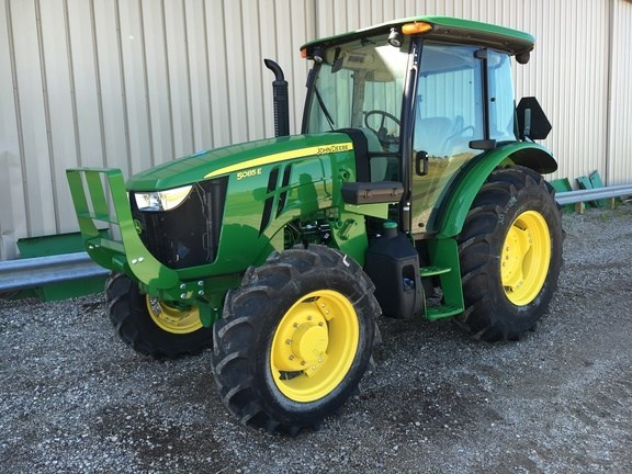 2016 John Deere 5085E Tractor For Sale