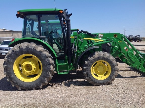 2015 John Deere 5115M Tractor For Sale