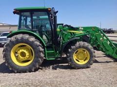 Tractor For Sale:  2015 John Deere 5115M , 115 HP