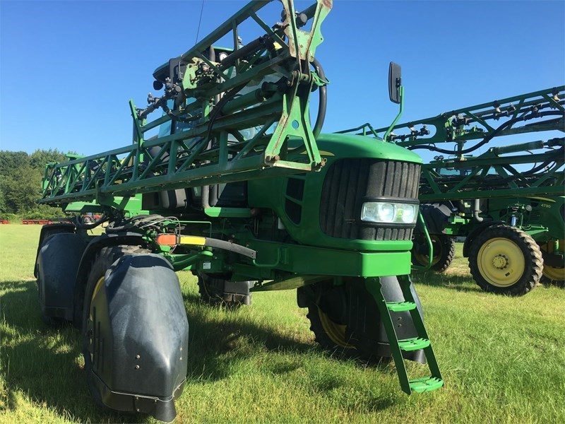 2011 John Deere 4630 Sprayer-Self Propelled For Sale