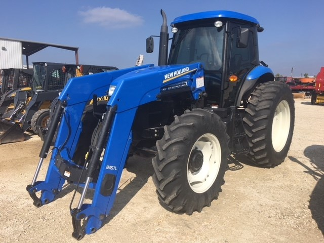 2013 New Holland TS6.125 Tractor For Sale