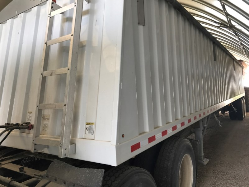 2014 Jetco JET FLOW 42' Hopper Bottom Trailer For Sale
