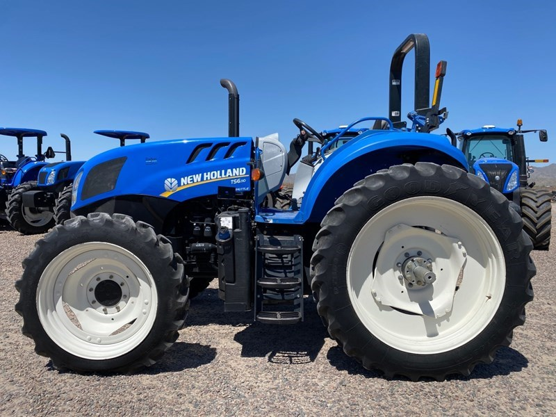 2016 New Holland TS6.110 Tractor