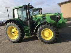 Tractor For Sale 2016 John Deere 6145M , 145 HP