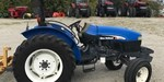 Tractor For Sale: 1999 New Holland TN75N, 75 HP