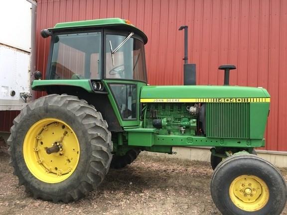 1980 John Deere 4040 Tractor For Sale