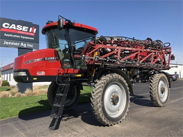 2012 Case IH PATRIOT 4430 Sprayer-Self Propelled For Sale