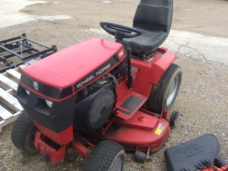 Wheel Horse 416 Riding Mower For Sale