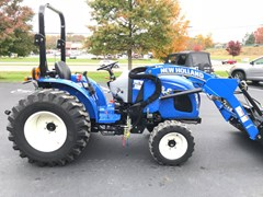 Tractor For Sale 2016 New Holland Workmaster 37 , 37 HP
