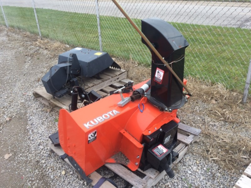 Kubota SV2718B Attachment For Sale