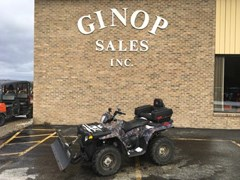 ATV For Sale:  2007 Polaris 800