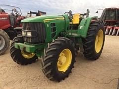 Tractor For Sale 2012 John Deere 6100D , 98 HP