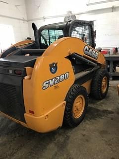 Skid Steer For Sale 2015 Case SV280 , 72 HP