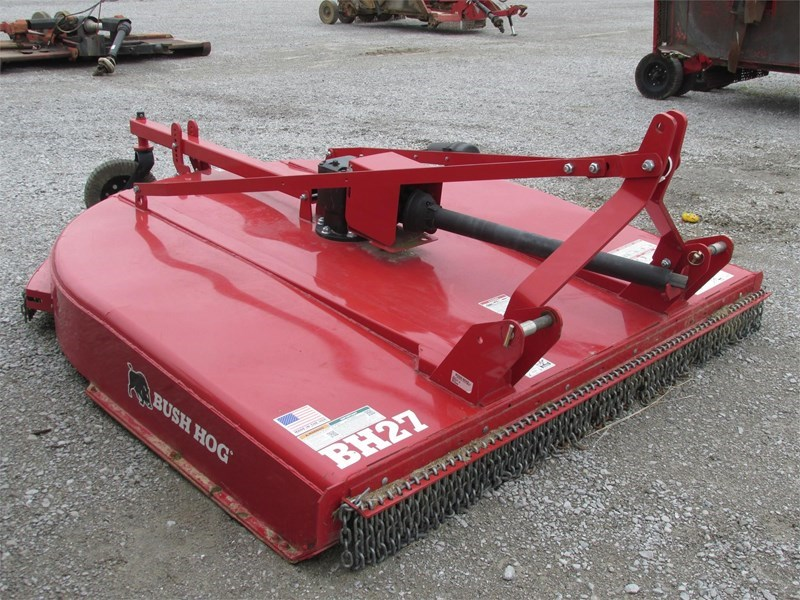 2016 Bush Hog BH27 Rotary Cutter For Sale
