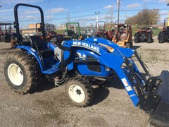 Tractor For Sale:  2015 New Holland WORKMASTER 37 , 36 HP