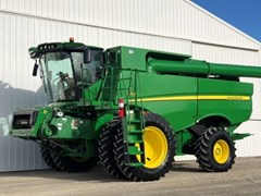 Combine For Sale 2018 John Deere S760