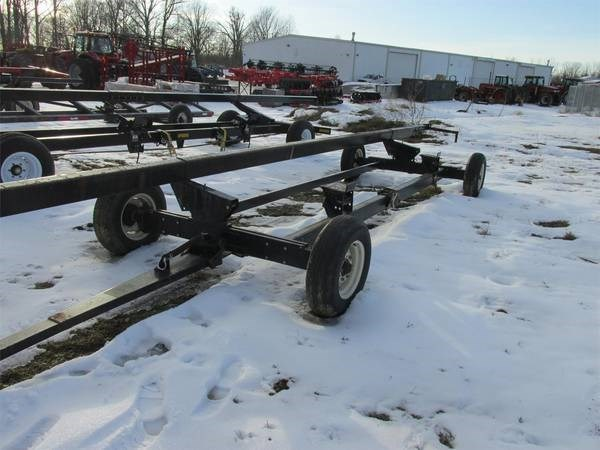 J & M HT874 Header Trailer For Sale