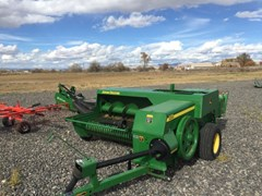 Baler-Square For Sale:  2011 John Deere 328