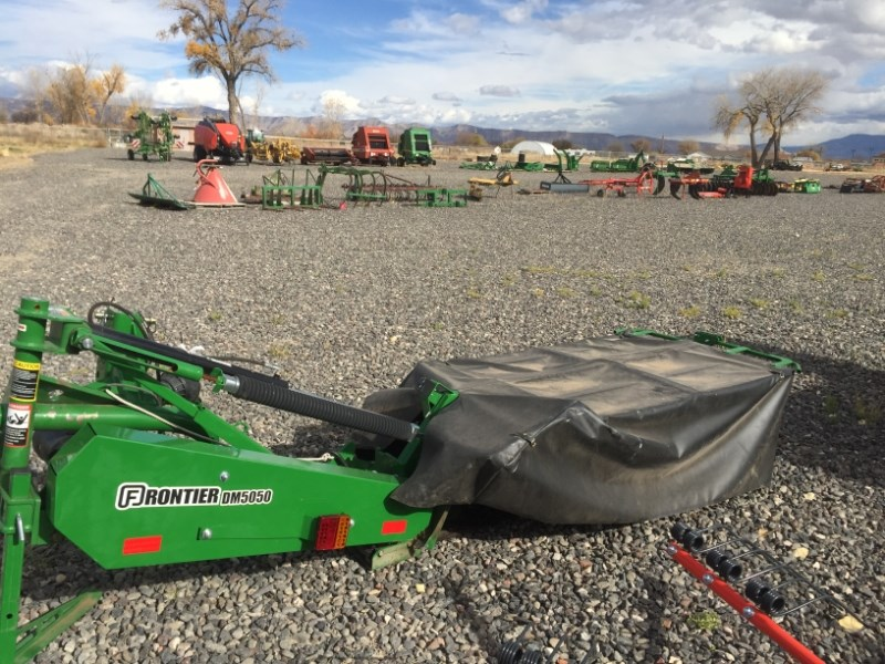 2016 Frontier DM5050 Disc Mower For Sale
