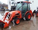 Tractor For Sale: 2012 Kubota B3000HSDC, 30 HP