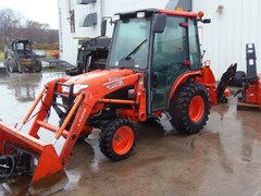 Tractor For Sale 2012 Kubota B3000HSDC , 30 HP