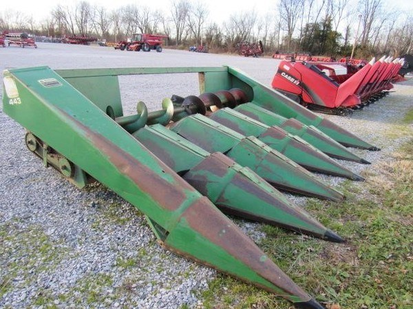 1984 John Deere 443 Header-Row Crop For Sale