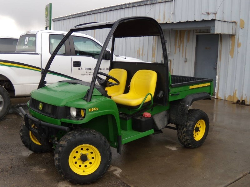 2007 John Deere XUV 850D Utility Vehicle For Sale