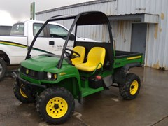 Utility Vehicle For Sale:  2007 John Deere XUV 850D