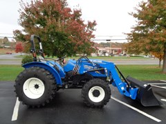Tractor For Sale 2015 New Holland Workmaster 50 , 50 HP